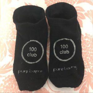PB 100 Club Sticky Socks